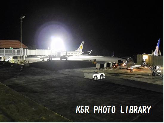 2015年7月16日パラオ空港2