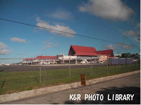 2015年7月19日パラオl7空港帰路5