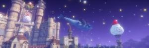 クリスマスのハカナス城