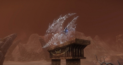 砂漠のパラガス