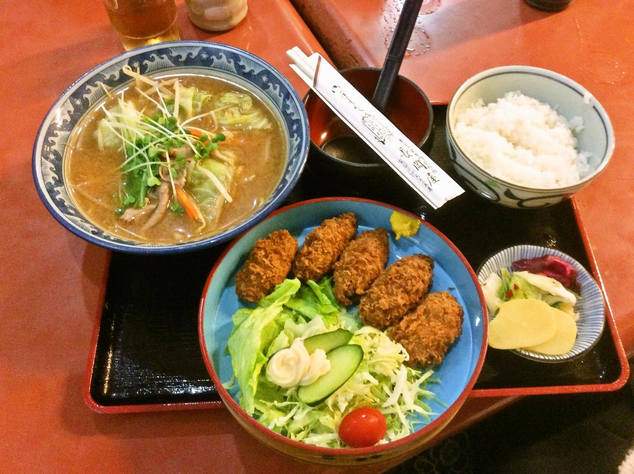 長岡屋(料理)