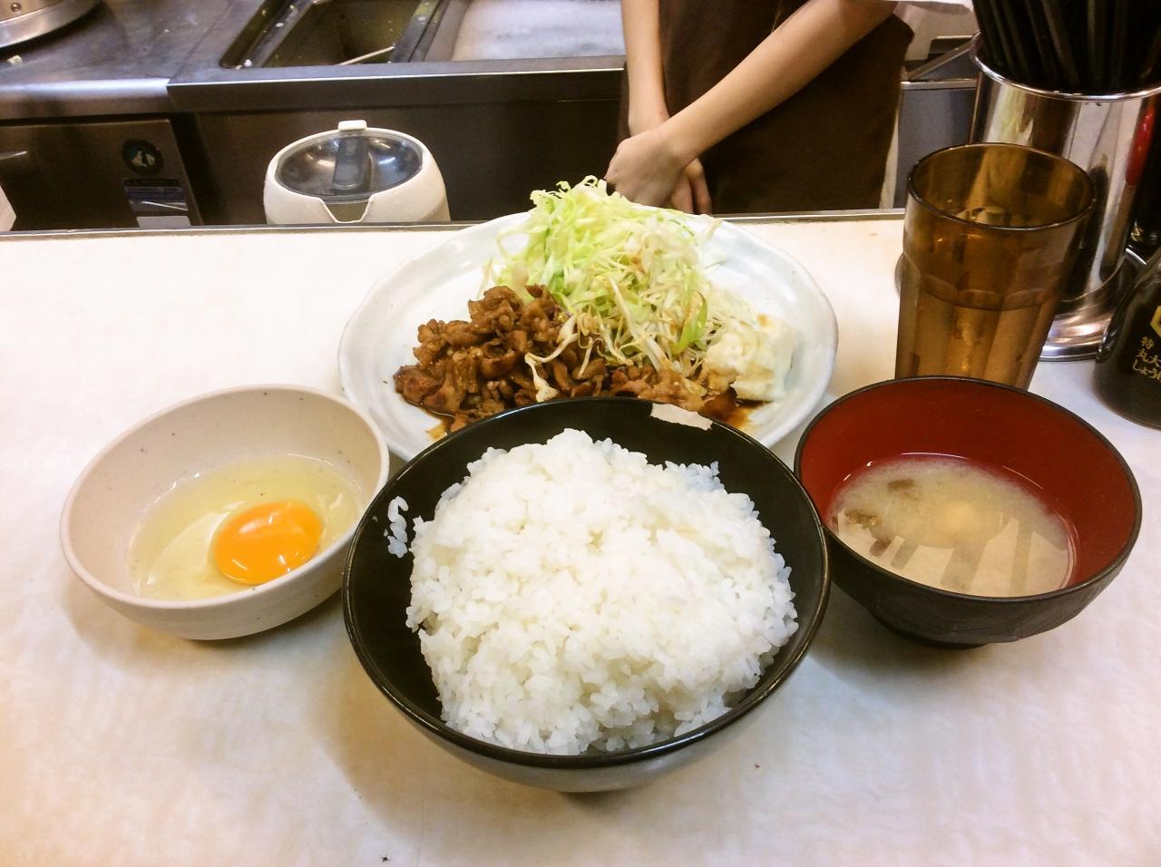 キッチンくりの木(料理)