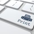 証明書の印刷