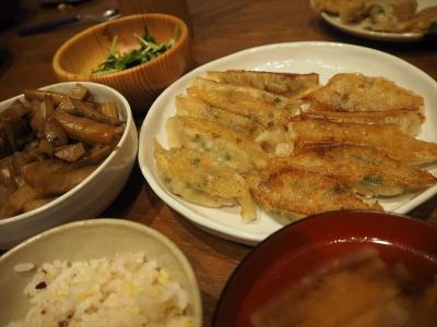 23餃子夕食_R