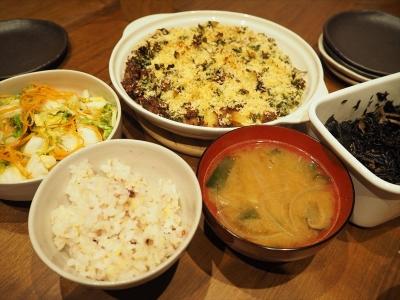 28味噌ジャガ香草焼き夕食_R2