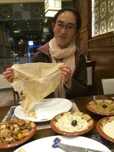 18Syrian food