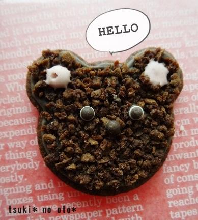 くまちゃんクッキー2