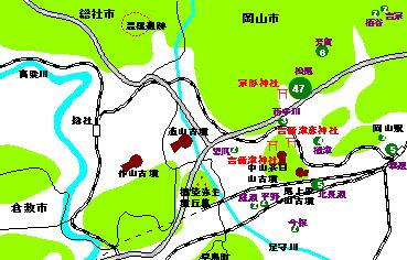 114話岡山市岸氏分布図下図(最終)