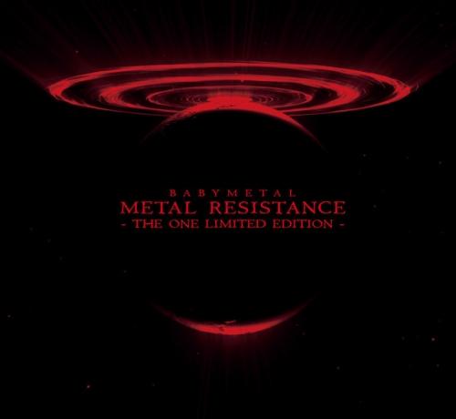 BABYMETAL、ニューアルバム『METAL RESISTANCE』の新ビジュアル解禁3