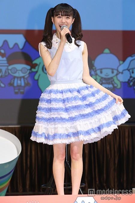 【NMB48】フレッシュレモン市川美織、わき毛ボーボーであることを暴露される「みおりん!ワキが黒い」2