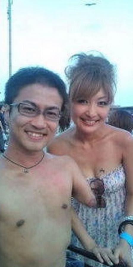 乙武洋匡の不倫写真が大量流出 美人女性とホテルらしき部屋でツーショット7