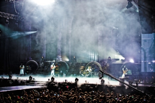 BABYMETAL、日本人初のウェンブリー公演 1万2000人熱狂5