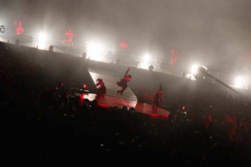 BABYMETAL、日本人初のウェンブリー公演 1万2000人熱狂3