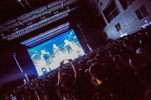 BABYMETAL、日本人初のウェンブリー公演 1万2000人熱狂7