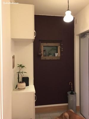玄関の鏡2