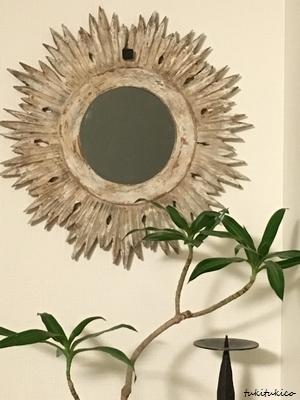 玄関の鏡3