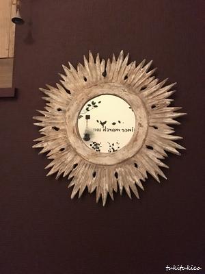玄関の鏡9