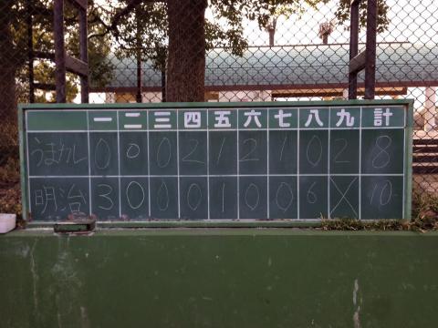 野球 結果