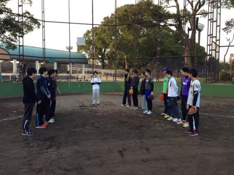 野球 集合
