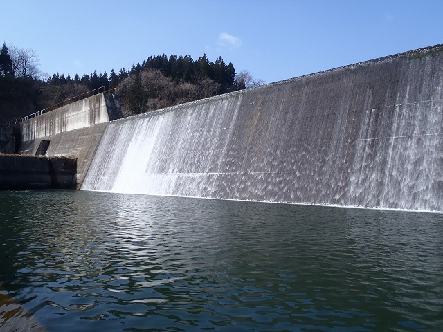 201603百刈田砂防ダム
