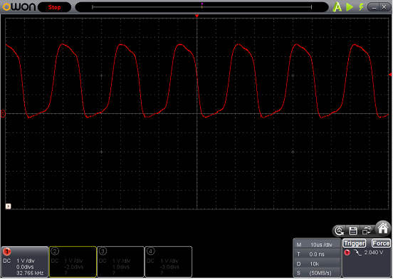 SP SIGNAL(LEDチカチカ)(パターン切れ)診察3