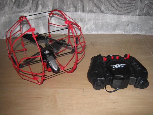 トイヘリAIR HOGS(ローター軸骨接ぎ)外観