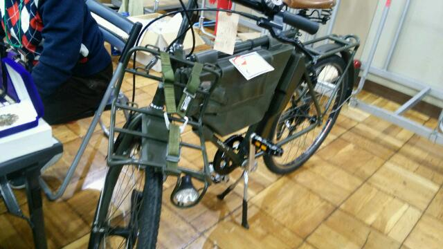 スイス軍自転車25万円