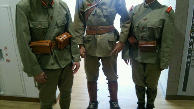 ビクトリーショーの日本兵さん2