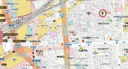 布山ビル地図