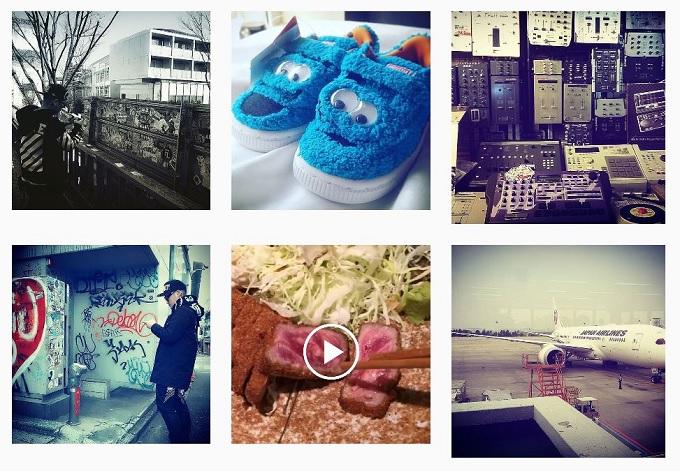 DJ Juiceさん Instagram