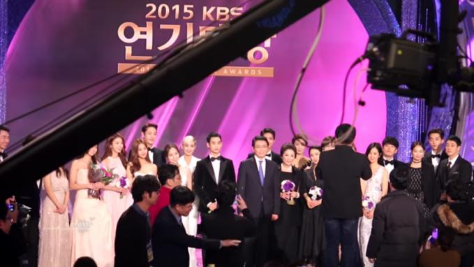 2015KBS演技大賞