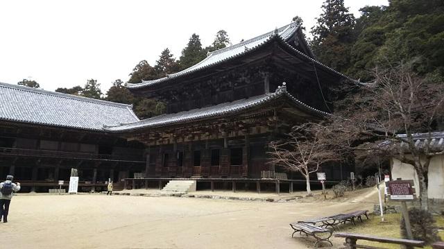 160316 書写山 圓教寺⑧ ブログ用