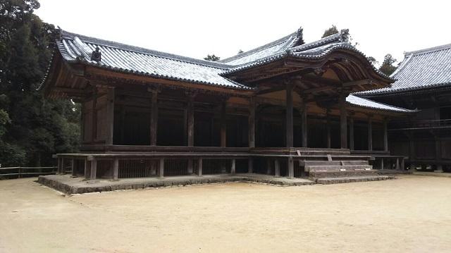 160316 書写山 圓教寺⑨ ブログ用