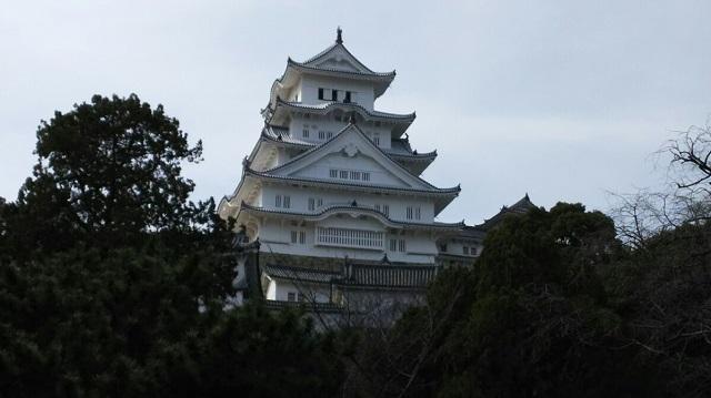 160316 姫路城② ブログ用