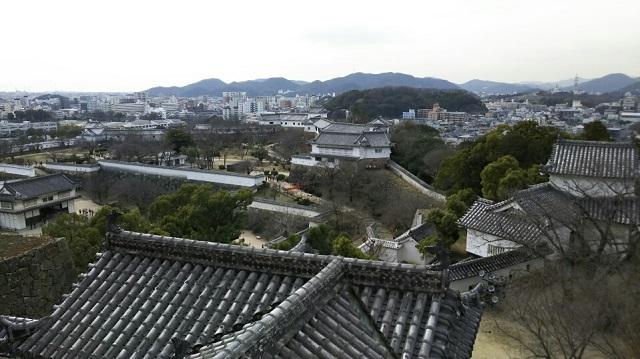 160316 姫路城⑤ ブログ用