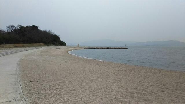 160330 犬島海水浴場② ブログ用