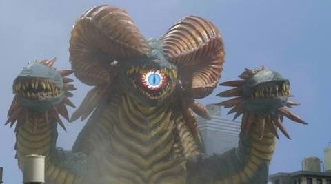 石化魔獣 ガーゴルゴン