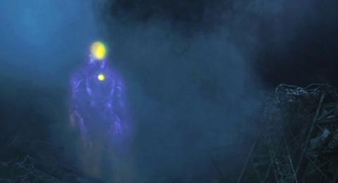 虚空怪獣 グリーザ(第二形態)