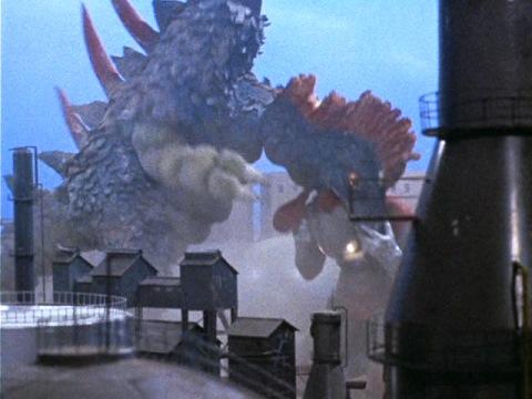 ひとだま怪獣 フェミゴン
