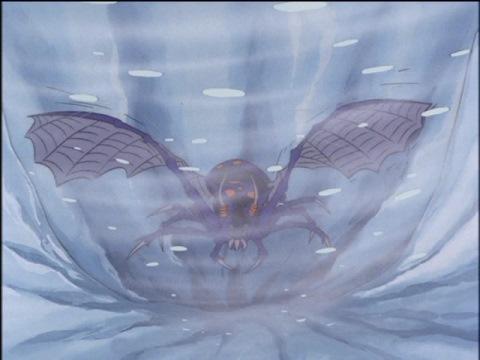 氷結怪獣 ダランチュラス