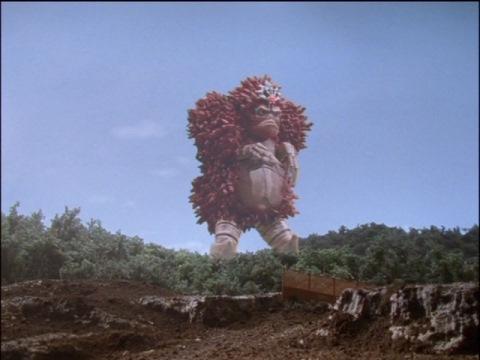 隕石大怪獣 ガモランII