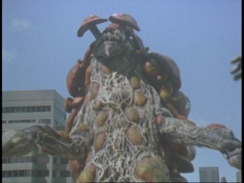 菌糸怪獣 サタンフォーガス