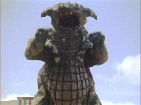 肉食地底怪獣 クローンダイゲルン