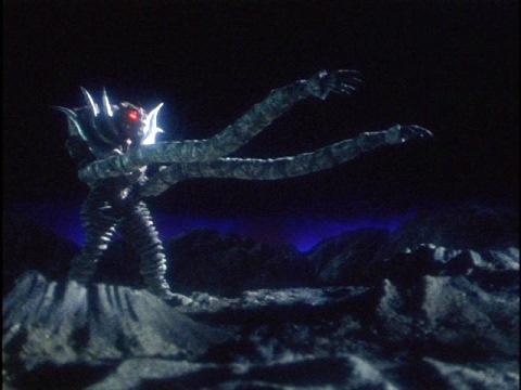 超異形進化怪獣 ゾンボーグ