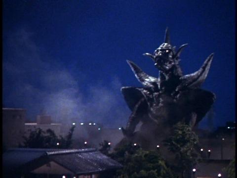 テレポート怪獣 ザルドン