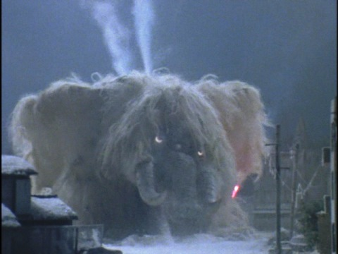 冷凍怪獣 マーゴドン