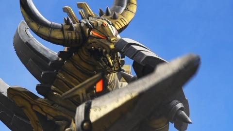 超怪獣 スーパーグランドキング・スペクター