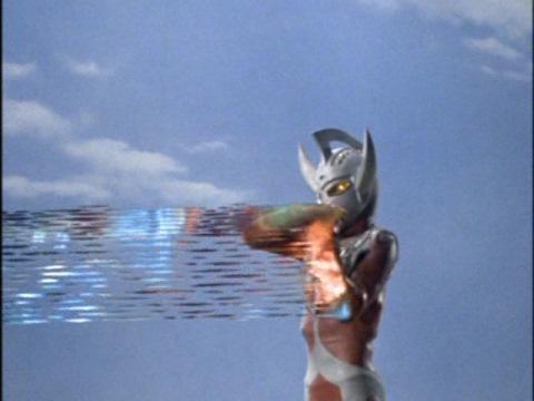 ウルトラマンタロウのストリウム光線