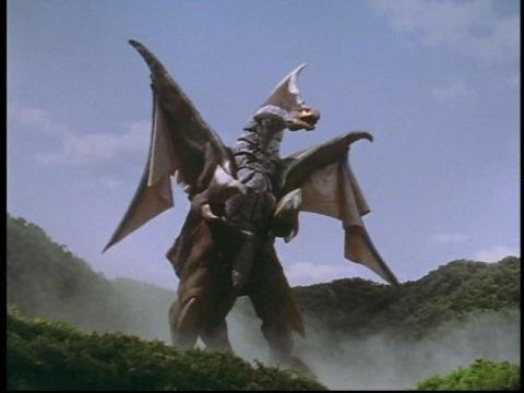 超古代竜 メルバ