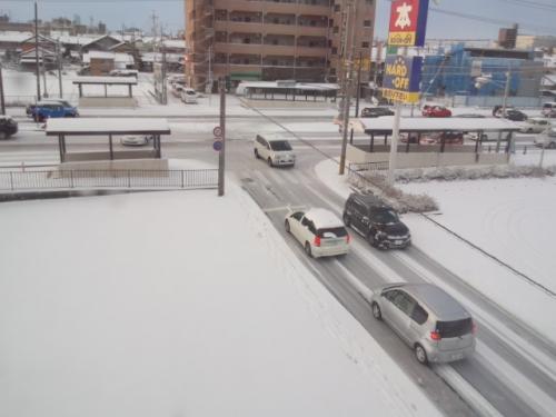 2016-1-20 雪の風景1